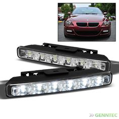 6000K Engine Activated Daytime Running Lights (Drl) W/Integrated Emc Function_A