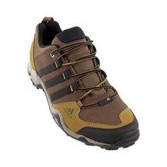 Men's adidas Brushwood Hiking Shoe Brown//Craft Khaki