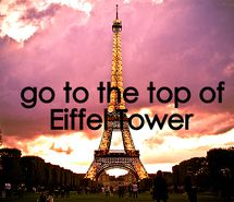Inspiring picture before i die, eiffel tower. Resolution: 500x333 px. Find the picture to your taste!