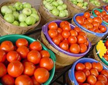 NC Farm Fresh-Find farmer's markets, roadside stands, and farms where you can pick-your-own produce.