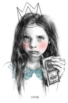 Illustrations by Marynn / lov it ♥