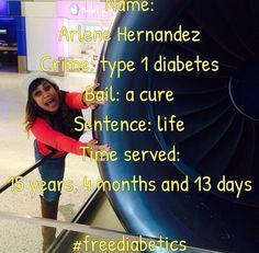 #freediabetics #type1diabetes #t1d #insulinisnotacure #weneedacure #diabetesawareness