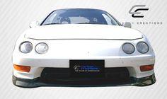 1998-2001 Acura Integra Carbon Creations Type R Front Lip Under Spoiler Air Dam - 1 Piece
