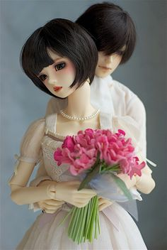 Couples: Summer Love ~ Volks SD16 Megu