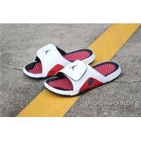 Hyx Jordan Slides Aj Slides Hydro Xiii Retro Sku 684915 101 Air 13 Chicago Top Deals Air Jordans Red Sandals Jordan Shoes For Women