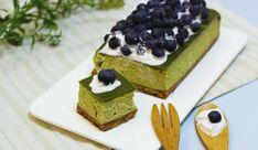 ~ bizarre island ~: Tealicious Crossover   Matcha Cheesecake Recipe