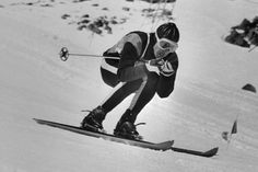 In 1960 wearing his first metal skis, the Allais 60, Jean Vuarnet won the Queen of winter olympics events, downhill skiing. The high level athlete created a position known as the egg which was designed to gather speed and as become to skiing what Fosbury is to athletics or what Panenka is to football