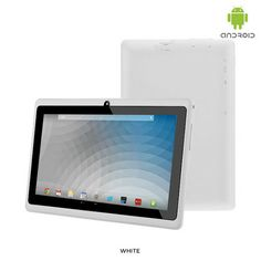 Google Android 4.1 OS 1.2GHz 4GB 7' Tablet PC - Assorted Colors at 67% Savings off Retail!