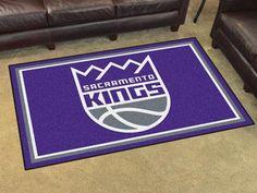 Sacramento Kings 4'x6' Rug