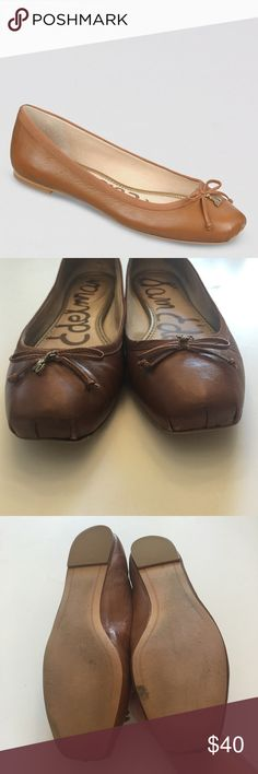 Sam Edelman Classic Ballet Flats So cute and a perfect wardrobe staple! Excellent pre worn condition! No trades!! 06231640gwf Sam Edelman Shoes Flats & Loafers