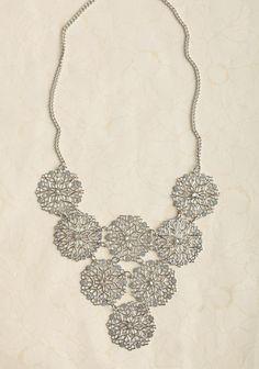 Dazzling Night Necklace | Modern Vintage 15 Dollar Bucket | Modern Vintage Spring Cleaning