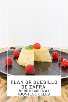 Sweet custard with caramel on top. One of the best Spanish deserts that you could ever try! Easy, delicious, and addictive! Diy Father's Day Gifts, Father's Day Diy, Flan, Whole Eggs, Evaporated Milk, Beverages, Drinks, Baking Pans, Custard
