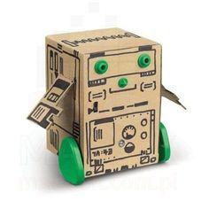 www.mageek.com.pl  Robocik pudełkowy