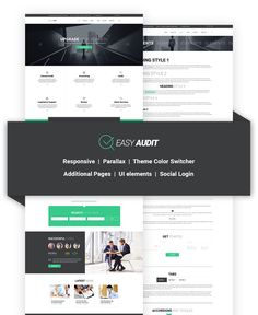 Business Responsive Joomla Template #64495