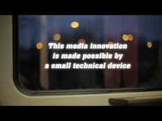 Ads Use Bone Conduction To Communicate With Train Commuters Leaning On The Glass http://www.ubergizmo.com/2013/07/ads-use-bone-conduction-to-communicate-with-train-commuters-leaning-on-the-glass/