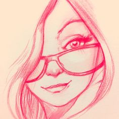Just had my lunch, back to sketchin' btw thanks for enjoying my drawing! XoXo✌#sketch