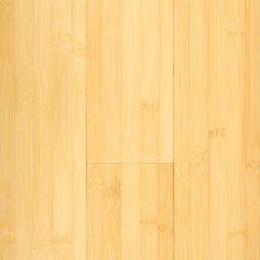 "Bonus Room - Supreme Bamboo - 5/8"" x 3-3/4"" Horizontal Natural Bamboo Flooring:Lumber Liquidators"