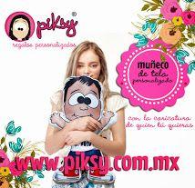 #muñeco de #tela #personalizado con la #caricatura de quien tú más #quieras!