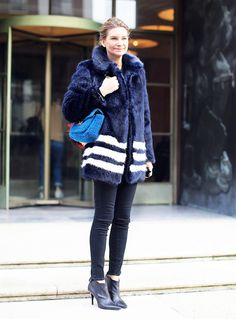 Is THIS the New It-Girl Coat? via @WhoWhatWear