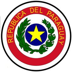 Coat of arms of Paraguay - Verse