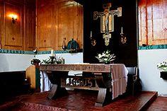Capilla hecha por Mons Francisco Valdés Subercaseaux