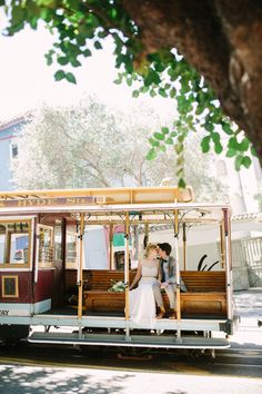 Oh, now that I've seen this, we are definitely taking a cable car to San Francisco City Hall!