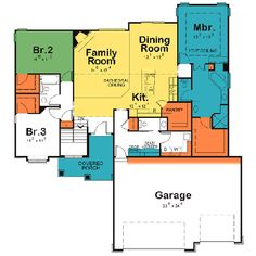 1945 Square Foot Home , 1 Story, 3 Bedroom and 2 Bath, 3 Garage. This is IT!!! Love love love