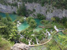 Perfect!Plivice Lakes, Croatia..