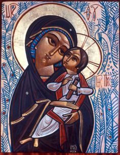 Early Icon by Isaac Fanous 1978
