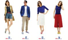 Keds Head to Toe: White Canvas Skirt & Snap Front Culotte