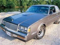 Buick Regal Turbo T Limited 1987 Buick Grand National, Buick Envision, Buick Cars, Buick Lacrosse, Buick Enclave, Buick Skylark, Buick Riviera, Buick Regal, Old School Cars
