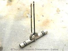 Attacher…avec du fil de fer ( 7 mars 2011 )  - Zimmerman-Québec