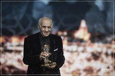 تكريم عبد الرحيم التونسي المعروف بعبد الرؤوف في مهرجان مراكش Tanja7.com