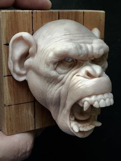ArtStation is the leading showcase platform for games, film, media & entertainment artists. Polymer Clay Sculptures, Sculpture Clay, Anatomy Sculpture, Ceramic Sculpture Figurative, Rockabilly Art, Fantasy Figures, Scale Art, Animal Statues, A Level Art
