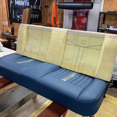 Automotive Upholstery, Car Upholstery, 1953 Ford F100, Jeep Wrangler Forum, Paint Booth, Truck Interior, Metal Fabrication, Car Painting, Pickup Trucks