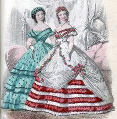 1862 - Englishwoman's Domestic Magazine