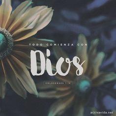 Colosenses 1:16 Porque en él fueron creadas todas las cosas, las que hay en los cielos y las que hay en la tierra, visibles e invisibles; sean tronos, sean dominios, sean principados, sean potestades; todo fue creado por medio de él y para él.