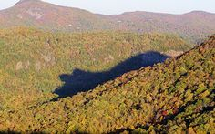 Shadow of the Bear, Cashiers North Carolina Visitor Guide mid Oct-nov