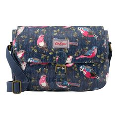 Small Garden Birds Small Saddle Bag | Afficher tout | CathKidston