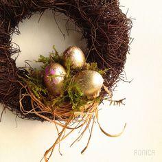 Ronica Grapevine Wreath, Grape Vines, Christmas Wreaths, Easter, Holiday Decor, Children, Garden, Blog, Crafts
