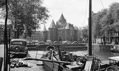 Gelderse Kade Amsterdam (jaartal: 1950 tot 1960) - Foto's SERC