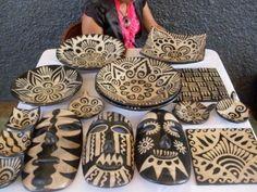 Artesania Lenca ( Lenca Handicrafts)  Beautiful !!