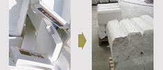 reciclador de poliestireno expandido