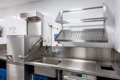 Citizen M Bankside London dish wash
