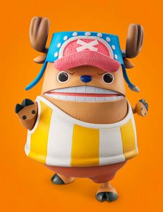 【ONE PIECE】Portrait.Of.Pirates  NEO-DX Sailing Again Chopper Kung fu Point Complete Figure  [Release Date]end of November-2012  URL: http://aikoudo.com/goods_en_9712.html