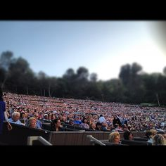| Hollywood Bowl July 4th, SOLD OUT w/ Barry Manalow