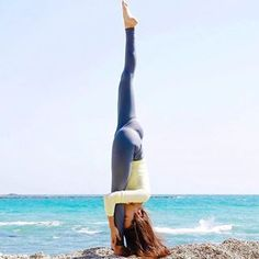 Incredible standing split @seonia & @aloyoga .. Thanks - IG/yogainspiration