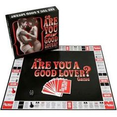 Are you a ten out of ten? The Are You a Good Lover? Game is a great game for you and your lover to play and have some good laughs. As you move around the board, you will be rated based on many different things, and in the end, you will find out just how good of a lover you are. This could be traumatic, but it could be a learning experience! You'll find out the areas in which you are top-notch and your lover will give you the opportunity to practice when you fall short. $15.00