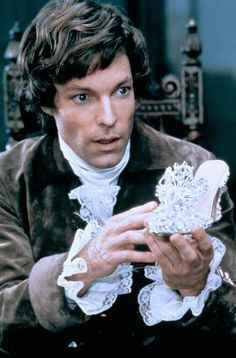 "Richard Chamberlain plays the prince in the ""Slipper and the Rose"".  A British Cinderella movie."