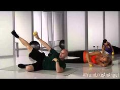 "VSX ""Train Like An Angel"": Challenge #2 - Runway Core (Fall 2012), 5 min"